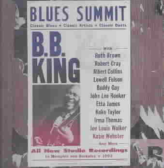 BLUES SUMMIT BY KING,B.B. (CD)