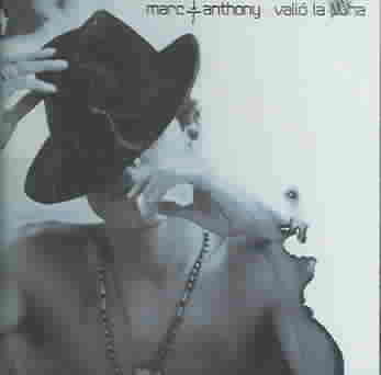 VALIO LA PENA BY ANTHONY,MARC (CD)