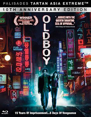 OLDBOY (10TH ANNIVERSARY EDITION) BY CHOI,MIN-SIK (Blu-Ray)