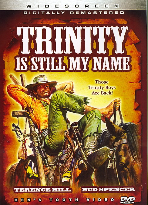 TRINITY IS STILL MY NAME BY HILL,TERENCE (DVD)